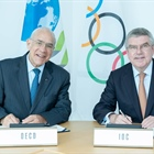 International Olympic Committee and Economic Cooperation and Development Organization signed a cooperation agreement