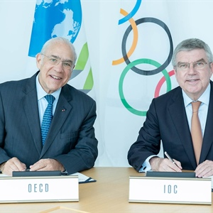 International Olympic Committee and Economic Cooperation and...