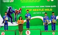 Ho Chi Minh City won the entire 3rd national Vovinam student tournament - Nestlé Milo Cup in 2019